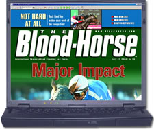 <i>The Blood-Horse Electronic Edition</i> Launched