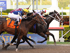 Tackleberry Hangs Tough in GP Handicap