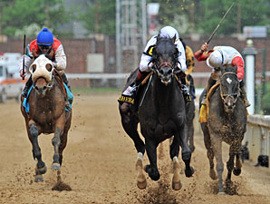 Take Charge Indy Rumbles in Alysheba