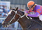 Thiskyhasnolimit captures Smarty Jones Stakes