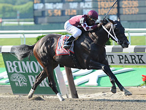 Tizway Readies for Whitney
