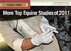 Trade Zone: More Top Equine Studies of 2011