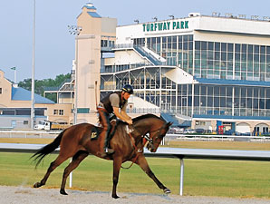 Mixed Results at Shorter Turfway Park Meet