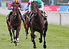 Twice Over Upsets Juddmonte International