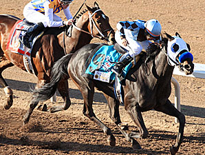 Twice the Appeal, 25-1, Stuns Sunland Derby