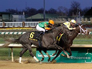 McPeek: Frac Daddy Likely for Florida Derby