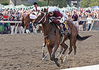Untapable Tops Worktab Sunday at Santa Anita