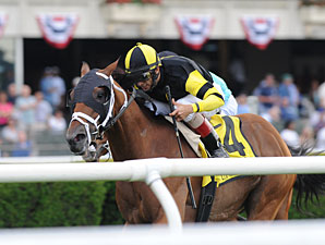 Upgrade Gets First Stakes Win in Jaipur