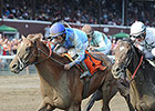 V. E. Day Gives Lezcano Win 2,000 in Curlin