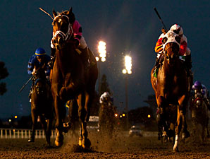 CashCall Futurity Heads Stakes at Hollywood