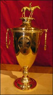 War Admiral's Kentucky Derby Trophy Found