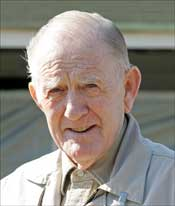 Trainer Warren Stute Dead at 85