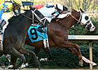 Will Take Charge Does So in Smarty Jones