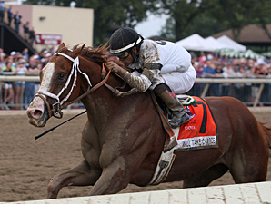 Will Take Charge Frontrunner for Eclipse
