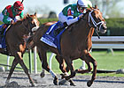 Winning Cause Keen on Keeneland