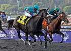 Zenyatta Wins NTRA 'Moment of the Year'