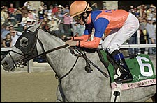 Grade I Winner Asi Siempre Retired, Consigned to Fasig-Tipton November