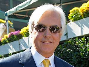 Baffert, Rosario Take Hollywood Meet Titles