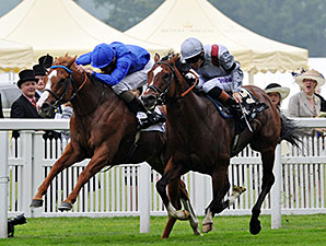 Dawn Approach Wins St. James's Thriller