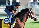 Gemologist Injured; To Miss Belmont Stakes