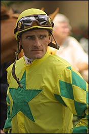 Johnston Hangs Up Silks to Assist Jockeys, Guild