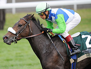 Senada, Upperline Clash Again at Keeneland